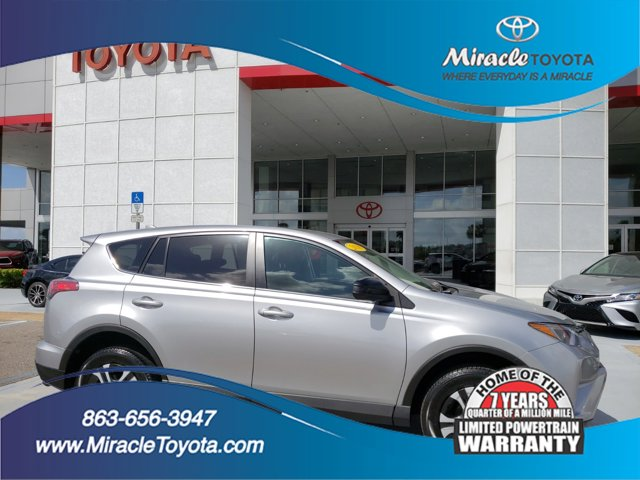 Used 2018 Toyota RAV4 in Haines City, FL