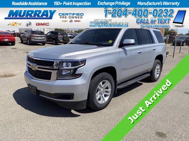2016 Chevrolet Tahoe LS 4WD 4dr LS Gas/Ethanol V8 5.3L/325 [18]