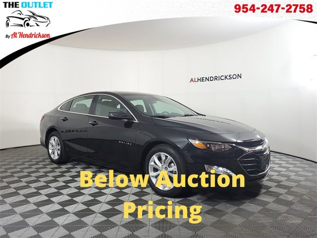 Used 2019 Chevrolet Malibu in Coconut Creek, FL