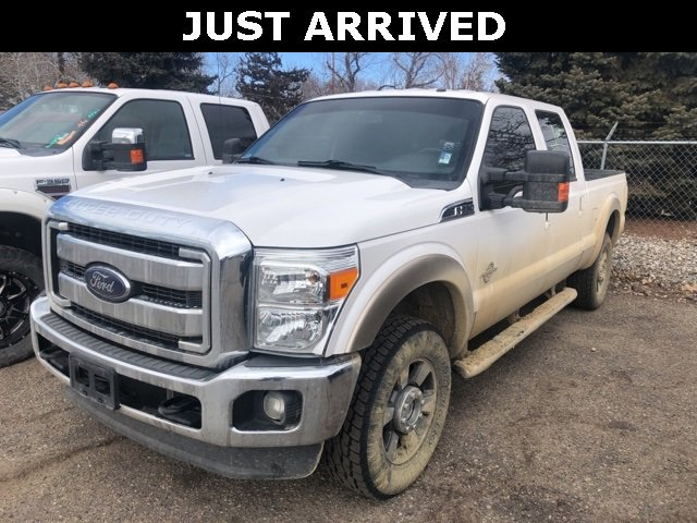 Used 2012 Ford Super Duty F-250 SRW in Fort Collins, CO