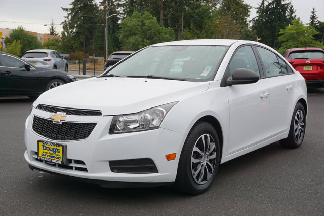 Used 2014 Chevrolet Cruze 4dr Sdn Man LS