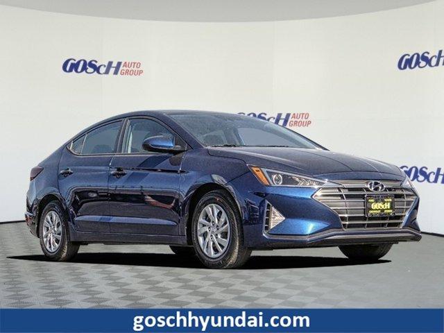 New 2020 Hyundai Elantra in Hemet, CA