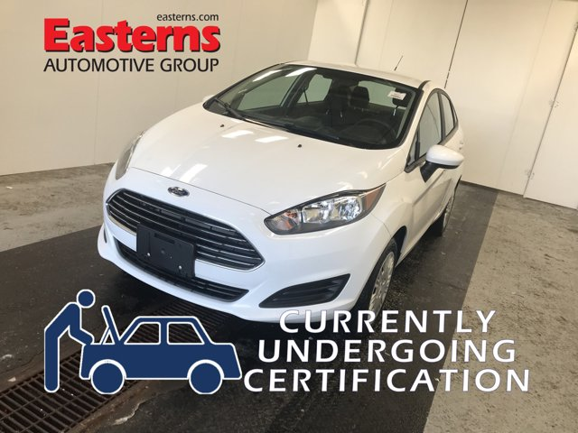 2017 Ford Fiesta S 4dr Car
