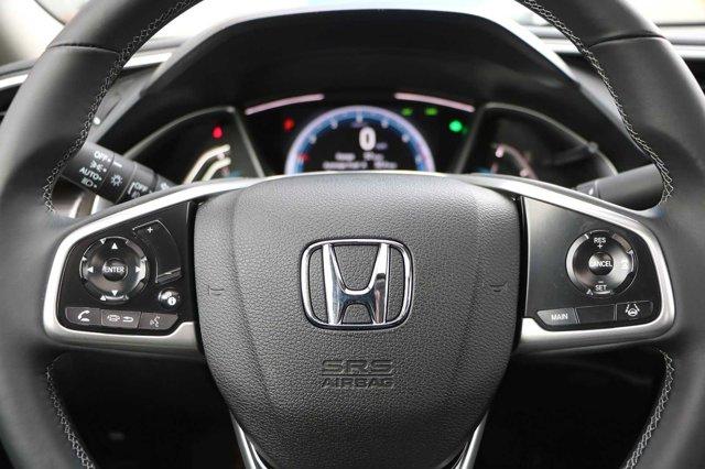 New 2020 Honda Civic Sedan EX CVT