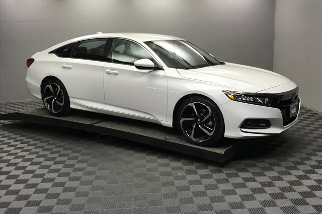 New 2020 Honda Accord Sedan Sport 1.5T CVT