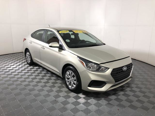 Used 2018 Hyundai Accent in Greenwood, IN