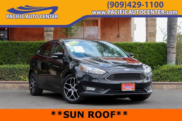 Used 2017 Ford Focus in Costa Mesa, CA