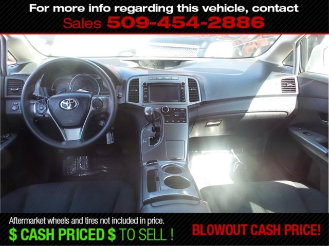 Used 2013 Toyota Venza LE Wagon 4D