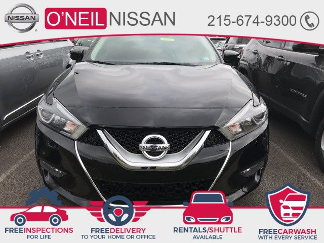 2017 Nissan Maxima SV SV 3.5L *Ltd Avail* Premium Unleaded V-6 3.5 L/213 [4]