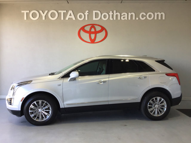 Used 2018 Cadillac XT5 in Dothan & Enterprise, AL