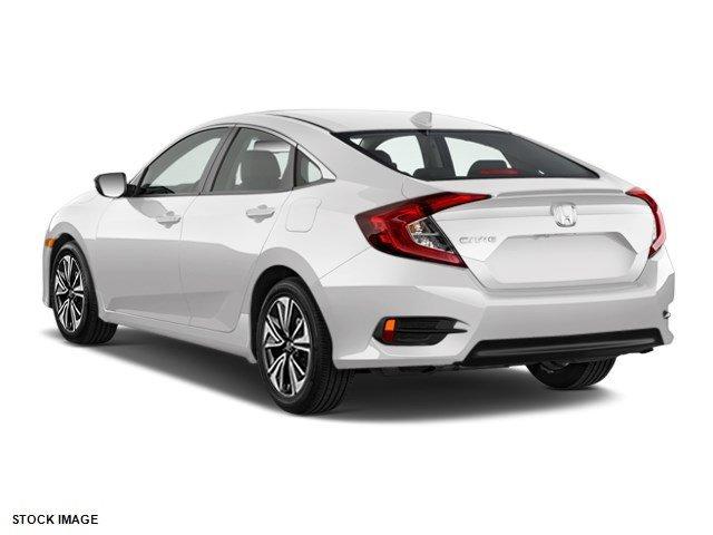 New 2017 Honda Civic Sedan EX-T CVT