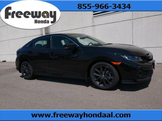 2020 Honda Civic Hatchback at Freeway Honda