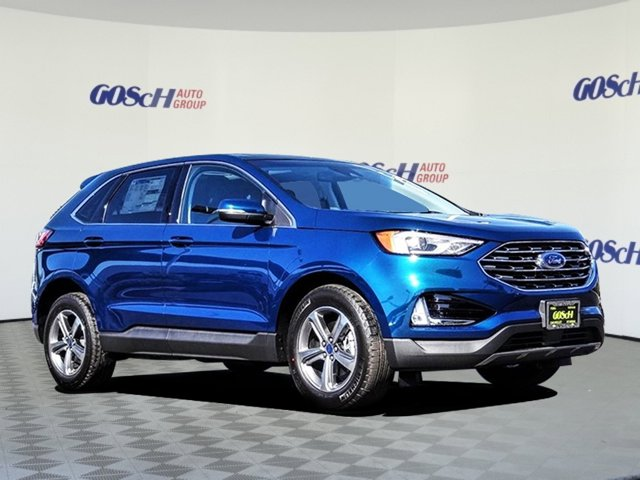 New 2020 Ford Edge in Hemet, CA