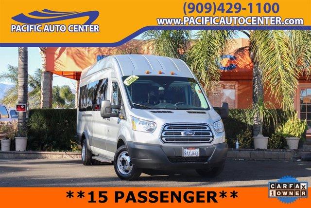 2018 Ford Transit-350 XLT