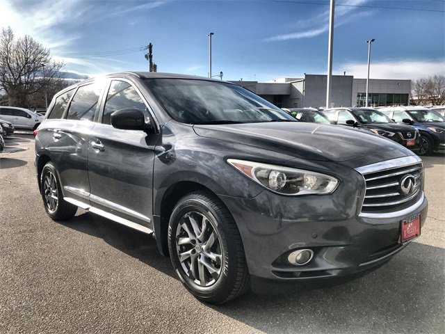 Used 2013 INFINITI JX35 in Fort Collins, CO