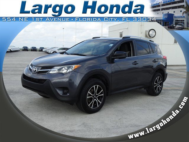 Used 2015 Toyota RAV4 in Florida City, FL