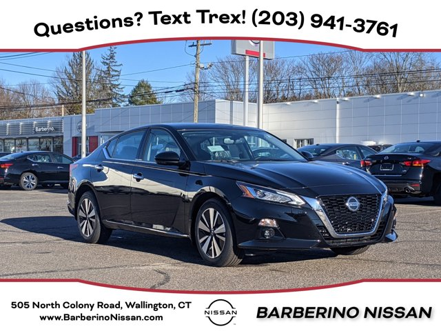 2020 Nissan Altima 2.5 SV 2.5 SV AWD Sedan Regular Unleaded I-4 2.5 L/152 [13]