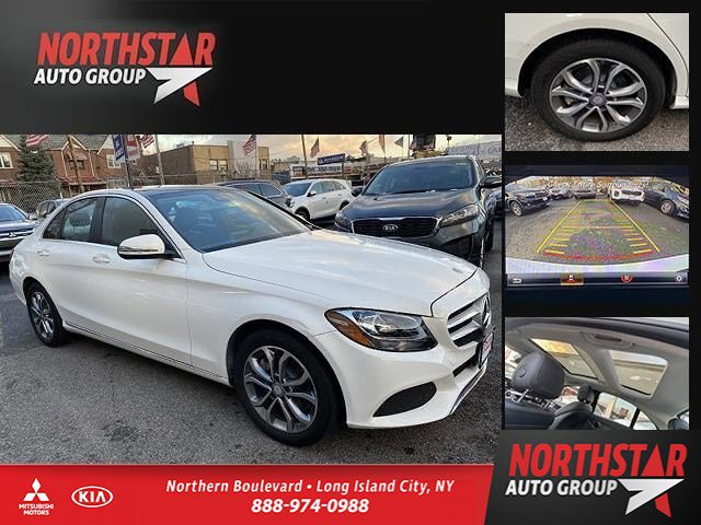 Used 2016 Mercedes-Benz C-Class in Long Island City, NY