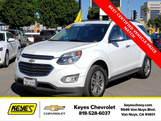 Used 2016 Chevrolet Equinox in , CA