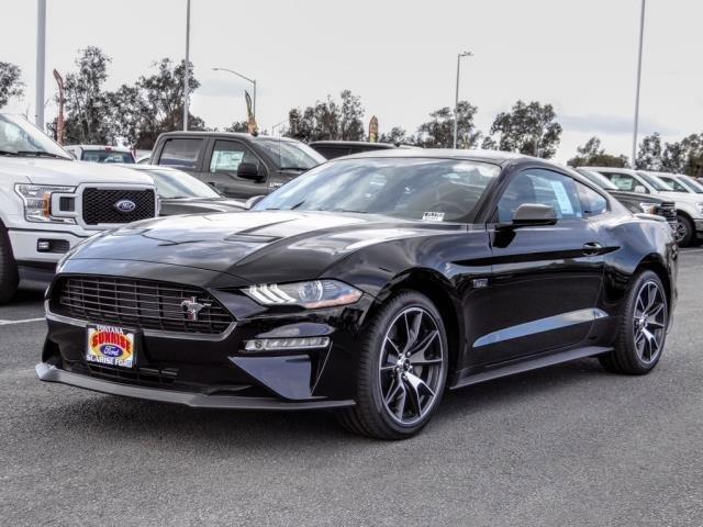 2020 Ford Mustang Premium  Intercooled Turbo Premium Unleaded I-4 2.3 L/140 [3]
