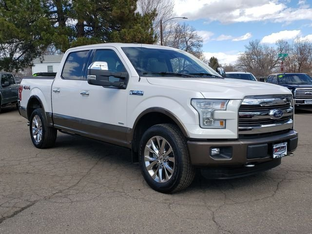 Used 2015 Ford F-150 in Fort Collins, CO