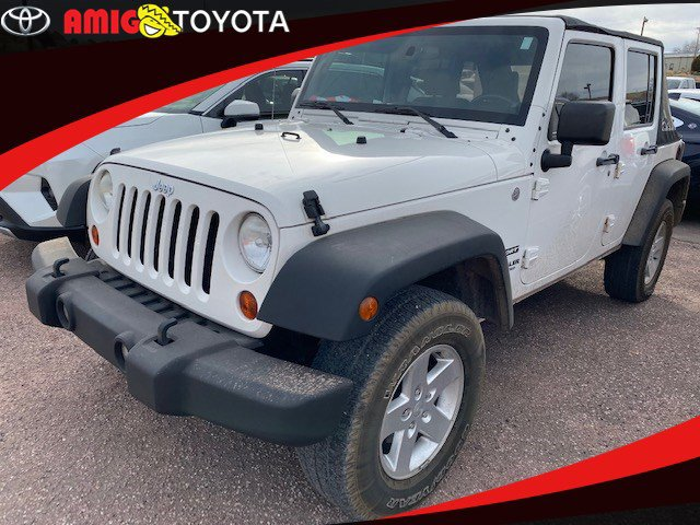 Used 2010 Jeep Wrangler Unlimited in Gallup, NM