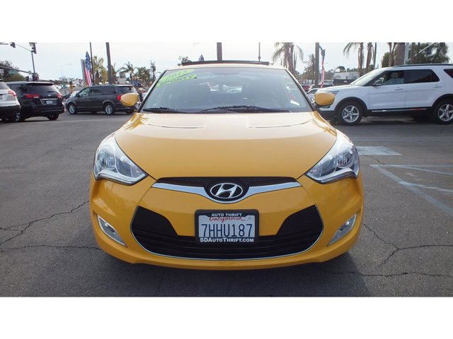 2015 Hyundai Veloster Coupe Navigation FWD