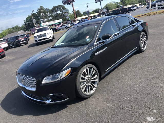 Used 2017 Lincoln Continental in Dothan & Enterprise, AL