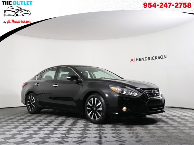 Used 2018 Nissan Altima in Coconut Creek, FL