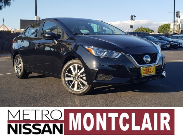 2021 Nissan Versa SV SV CVT Regular Unleaded I-4 1.6 L/98 [11]