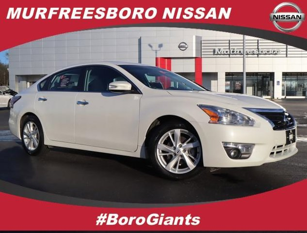 Used 2015 Nissan Altima in Murfreesboro, TN