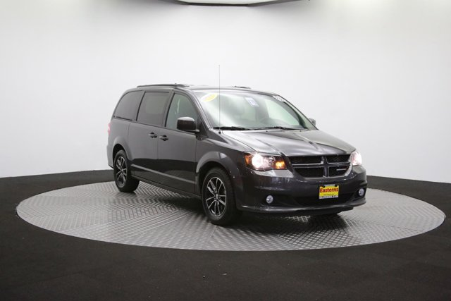 2018 Dodge Grand Caravan for sale 123668 45