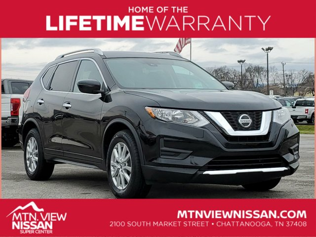 Used 2019 Nissan Rogue in Chattanooga, TN