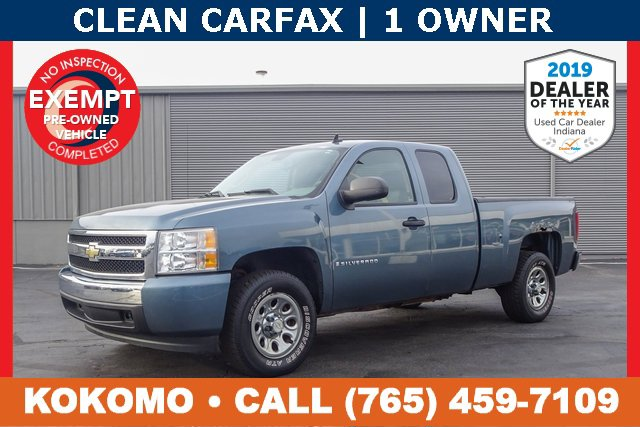 Used 2007 Chevrolet Silverado 1500 in Indianapolis, IN
