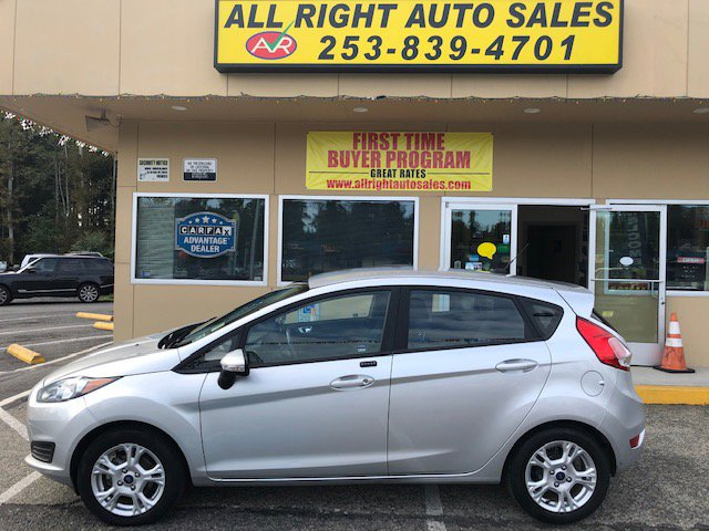 Used 2015 Ford Fiesta in Federal Way, WA