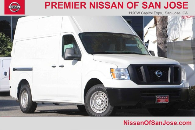 New 2019 Nissan NV Cargo in San Jose, CA