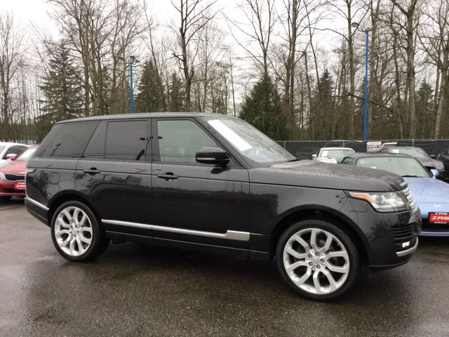 Used 2014 Land Rover Range Rover 4WD 4dr HSE