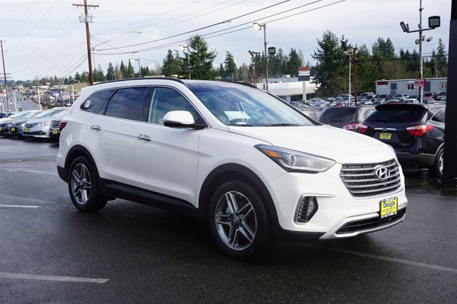 New 2017 Hyundai Santa Fe SE Ultimate 3.3L Automatic AWD