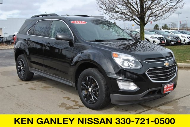 Used 2017 Chevrolet Equinox in Medina, OH