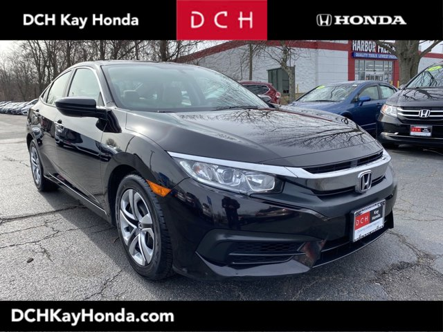 Used 2017 Honda Civic Sedan in , NJ