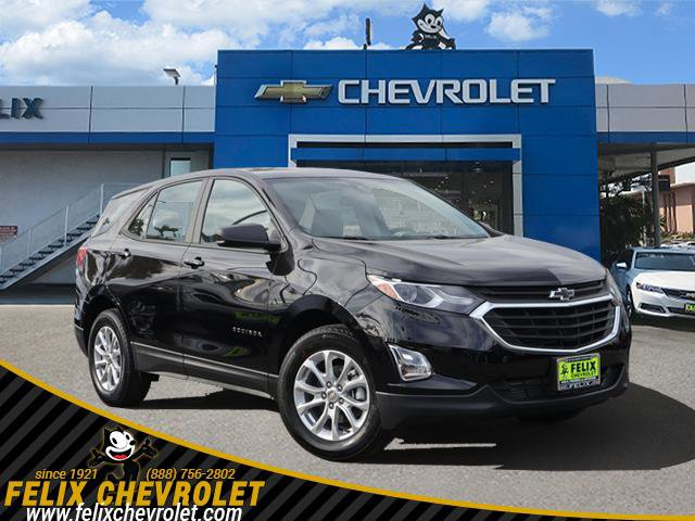 2021 Chevrolet Equinox LS FWD 4dr LS w/1LS Turbocharged Gas I4 1.5L/92 [16]