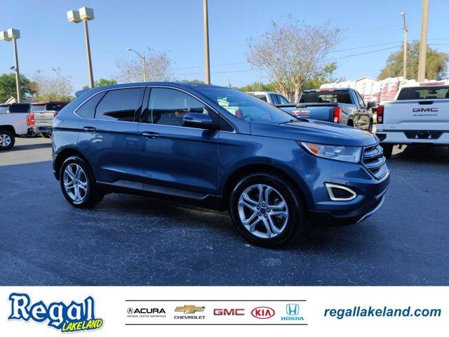 Used 2018 Ford Edge in Lakeland, FL