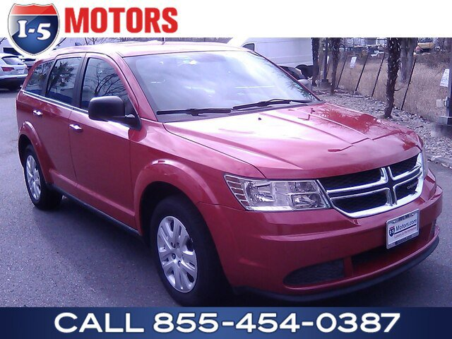 Used 2014 Dodge Journey in Fife, WA