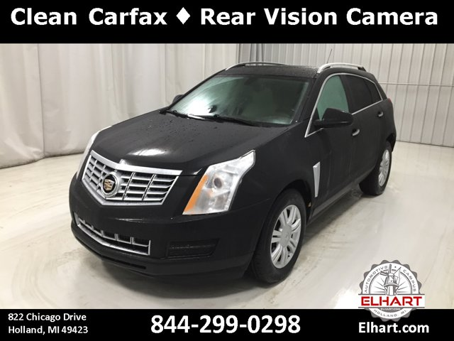 Used 2016 Cadillac SRX in Holland, MI