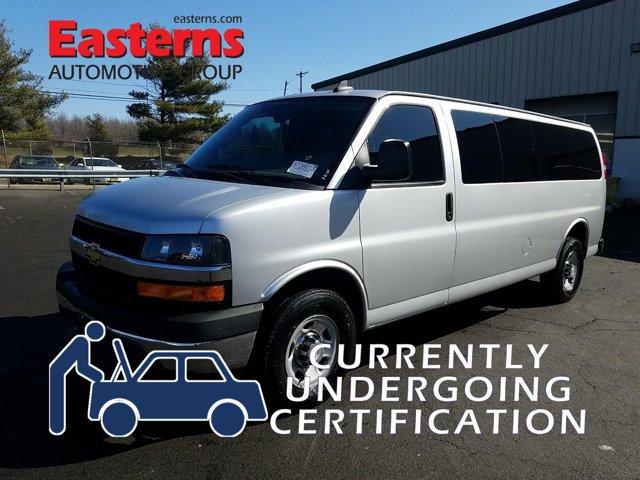 2017 Chevrolet Express Passenger LT Full-size Passenger Van