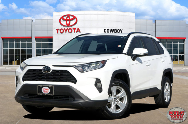 Used 2019 Toyota RAV4 in Dallas, TX
