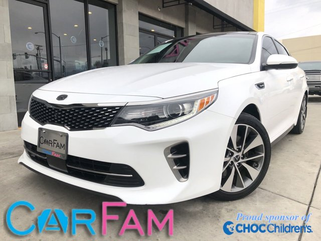 Used 2016 KIA Optima in Rialto, CA