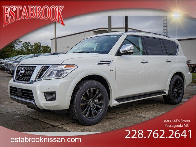 New 2020 Nissan Armada in Pascagoula, MS