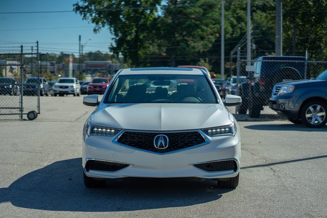 2020 Acura TLX w/Technology Pkg