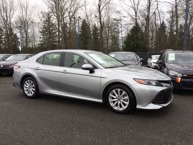 Used 2018 Toyota Camry LE Auto